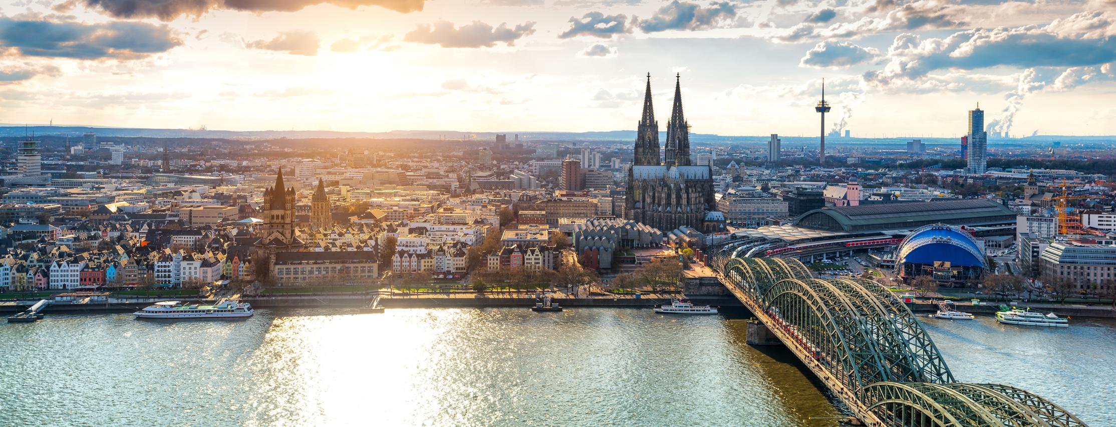 Baureinigung-Köln der Ö&I CLEAN group GmbH, darüber freuen sich auch Kölsche Jungs und Mädels.