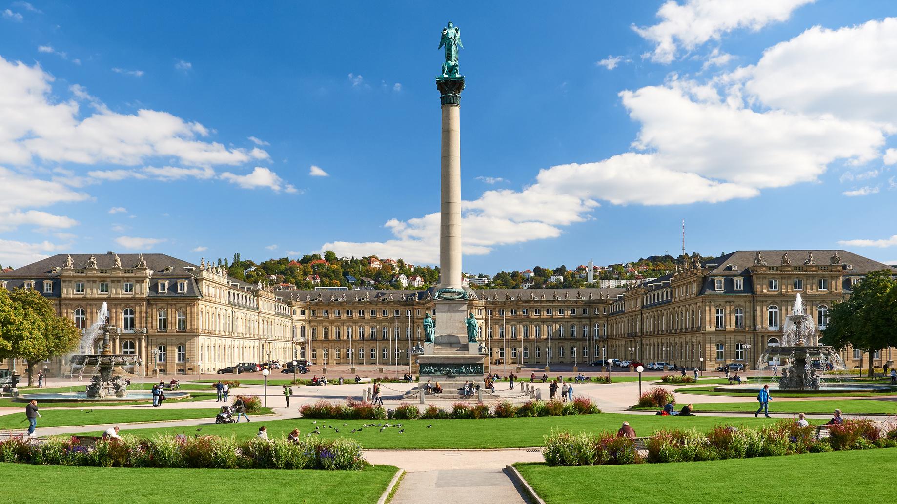Hotelreinigung-Stuttgart und Housekeeping-Stuttgart Die Profis der Ö&I Clean GmbH sorgen auch in der Schwabenhauptstadt für strahlnenden Glanz