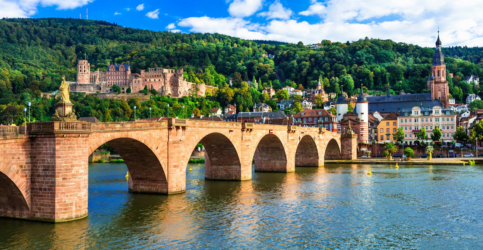 Baureinigung-Heidelbergder Firma Ö&I CLEAN group GmbH sorgt für ein strahlendes Heidelberg