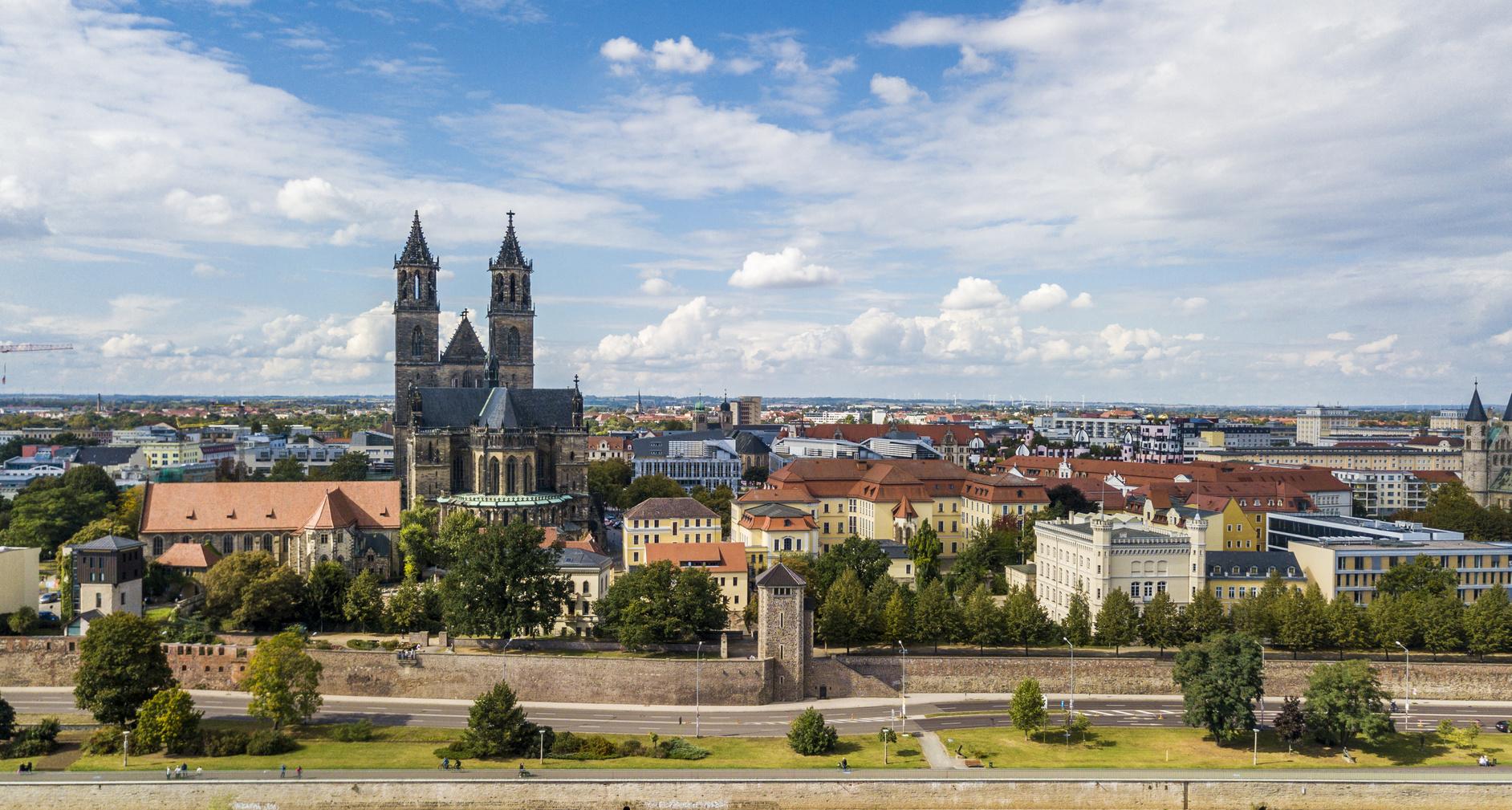 Hotelreinigung-Magdeburg und Housekeeping-Magdeburg der Ö&I Clean GmbH sorgt für ein sauberes Magdeburg