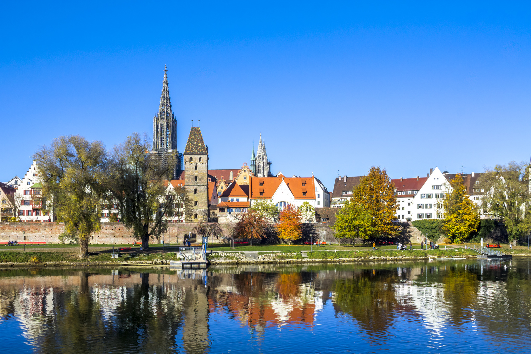Baureinigung-Münster der Company Ö&I CLEAN group GmbH sorgt auch in Münster für strahlende Sauberkeit
