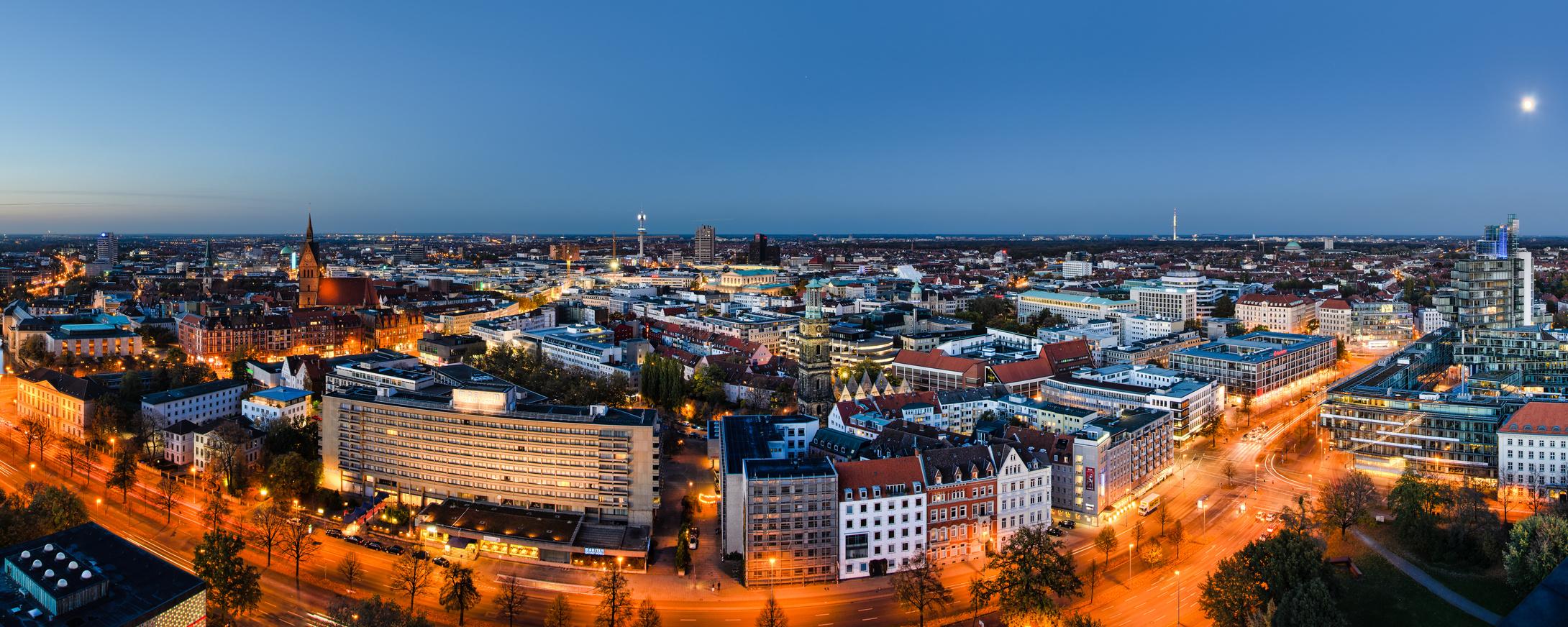 Baureinigung-Hannover der Firma Ö&I CLEAN group GmbH