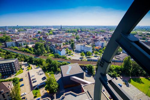 Baureinigung-Bochum Auch für die Kumpels in Bochum sorgt die Ö&I Clean GmbH mit Ihren professionellen Reinigungsdienstleistungen